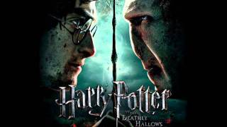 Harry Potter And The Deathly Hallows Part 2 Track #09 Statues