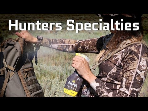 Hunters Specialties Scent-A-Way Bio Strike Odor Control