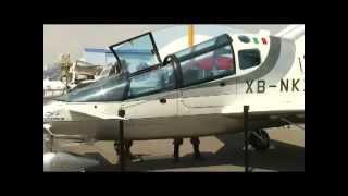 oaxaca aerospace presenta pegasus pe 210a prototipo mexicano