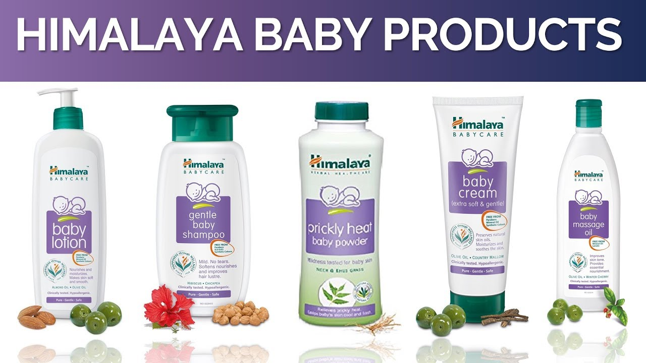 43b82a07c5f75 10 Best Baby Products from Himalaya with Price in India | 2017 - YouTube