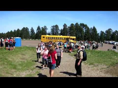 Cheldelin Middle School Field Trip To Marys Peak