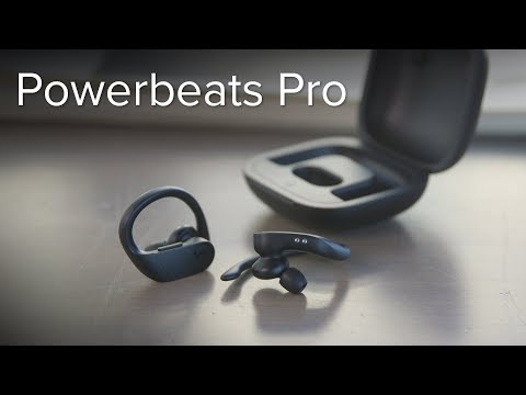 Powerbeats Pro review: Better than AirPods?