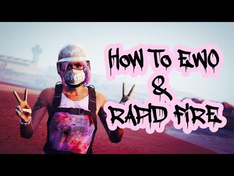 GTA 5 Online | All Easy Way Out Methods & How to Rapid Fire (Fast Reload) 💕