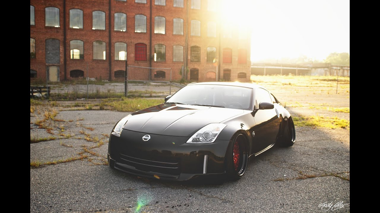 Best Nissan 350z Exhaust Sound In The World Youtube