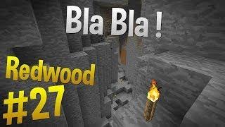 Bla Bla ! | Episode 27 - Serveur Redwood | Minecraft