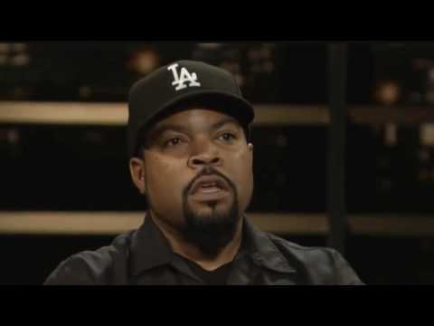 Bill Maher confronted by Ice Cube for using Nword