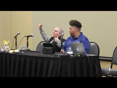 ConnectiCon 2017 Press Conference: Sylvester McCoy