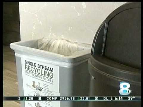 RIT on TV: RecycleMania
