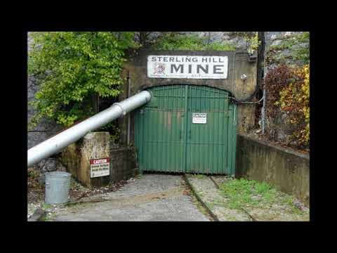 Sterling Hill Mining Museum, Ogdensburg, NJ