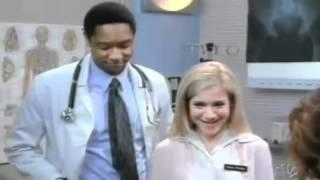 Jennifer Elise Cox - Will and Grace - Nurse Pittman Outtake