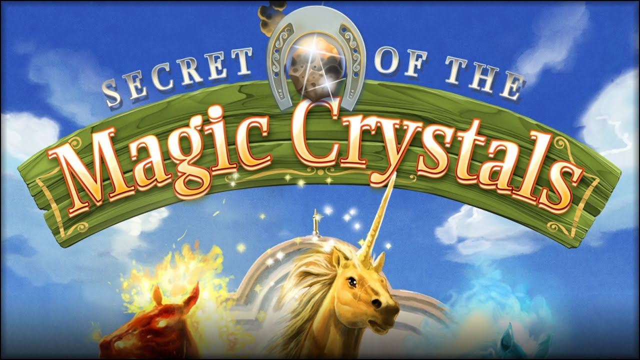 Magic Crystal Game