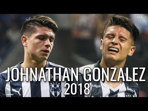 Jonathan González ● Young Talent | Crazy Skills & Goals 2018