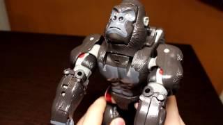Transformers Takara Legends LG-02 Optimus Primal (Transform ОБЗОР)