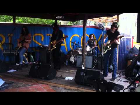 """The Bluebonnets: SXSW 2012 - """"Can't Stop the Honey/Fall and Get Up"""""""