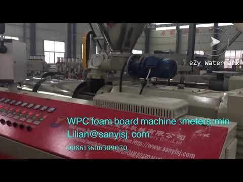 Pvc advertising sheet making machine 3ms /min