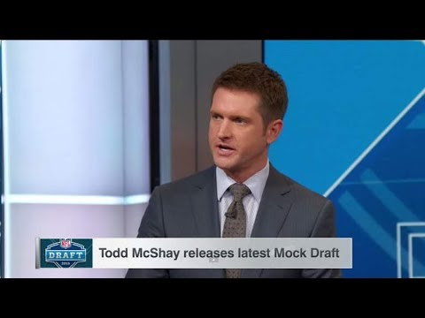 Todd McShay Predicts Detroit Lions Take Conner Williams For 20th Pick