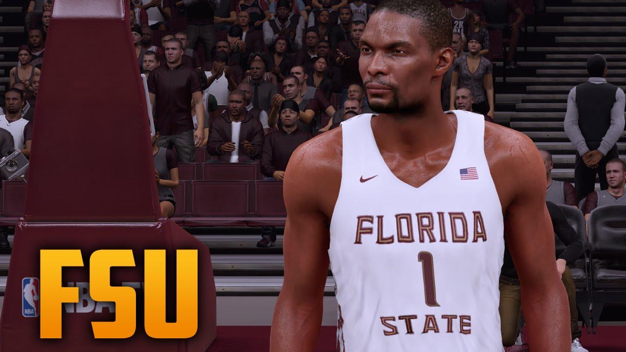 153f8ff0299b NBA 2K16 Florida State Seminoles Court   Jersey Tutorial - YouTube
