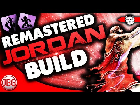 NBA 2K18 AMAZING MJ Archetype for MyCAREER - My Career Tips by JackedBill