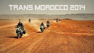 BMW F800GS: Trans Morocco 2014, extreme adventure riding!