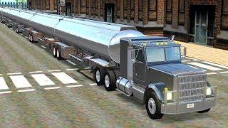 BeamNG Drive Crashes - Insane Crashes With Trucks #1