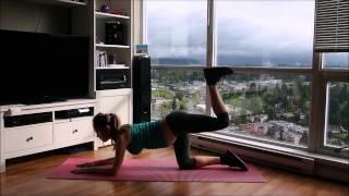 ФИТНЕС ДЛЯ БЕРЕМЕННЫХ/УПРАЖНЕНИЯ ДЛЯ НОГ И ЯГОДИЦ & Prenatal fitness/Leg&butt workout