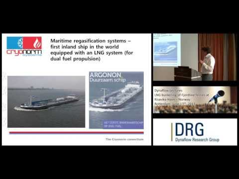 Dynaflow Lectures - June 13th 2013 - LNG Bunkering
