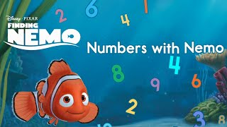Disney Finding Nemo: Numbers With Nemo   Learn How To Count: 1 To 10   Educational App For Kids