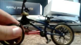 Фингер BMX и фингерборд+обучение трюкам