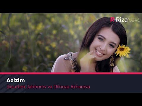Jasurbek Jabborov va Dilnoza Akbarova - Azizim (Official Music Video) 2015