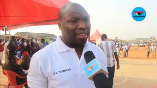 John Mahama is the best candidate for NDC - Ablekuma Central Chairman