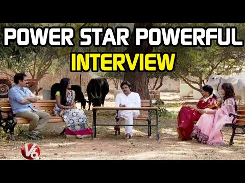 Pawan Kalyan Powerful Interview - V6 Sankranthi Special (15-01-2015)