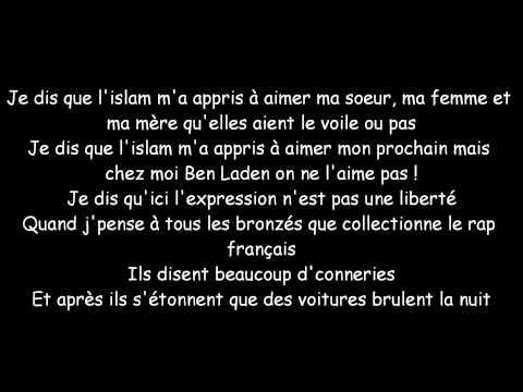 Soprano feat Médine - Ils disent [paroles]