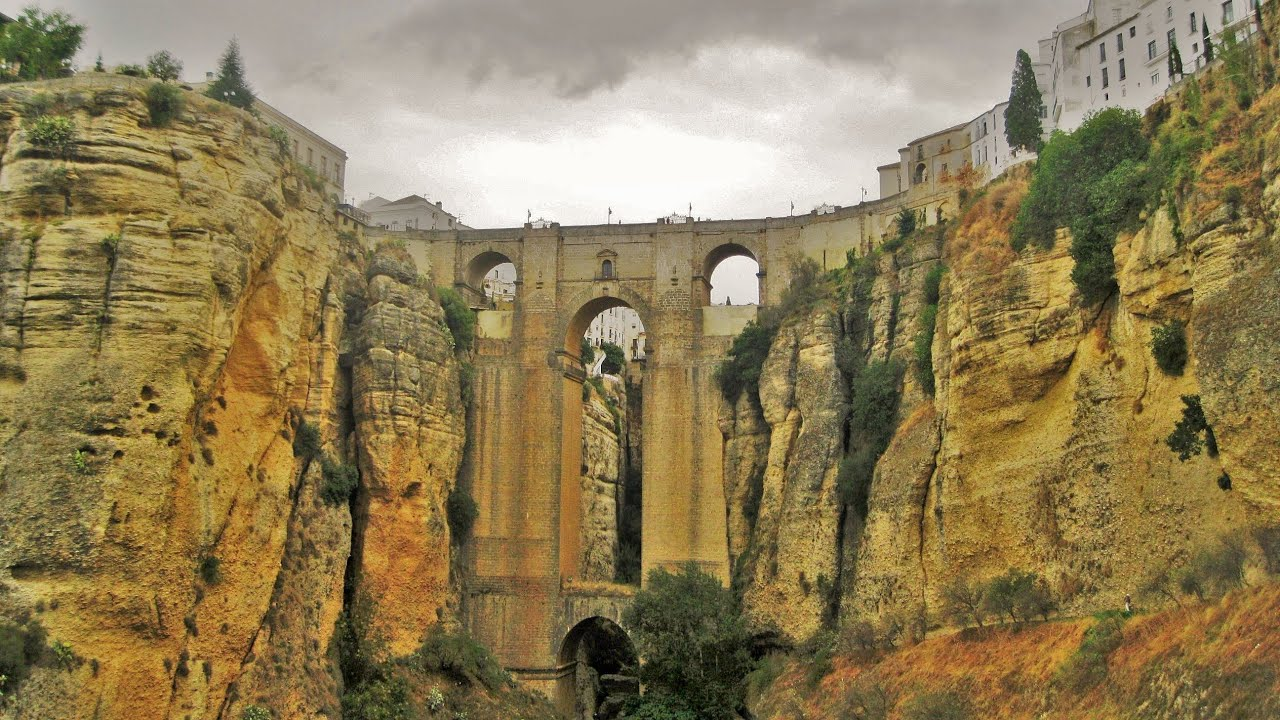 Ronda spain youtube for Watches of spain