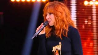 Mylene Farmer Avec Sting With NRJ Award 2015 (Award Of Honor - Sting) (Reload)