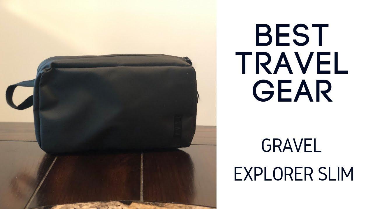 89b2bc24d7 Best Dopp Kits  Gravel Explorer Slim Waterproof Toiletry Bag Review ...