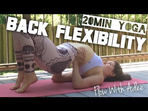 Flexibility flow for DEEPER BACKBENDS!