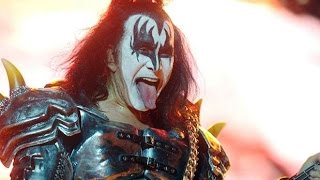 KISS live in Argentina 2012 - River Plate Stadium- Ending