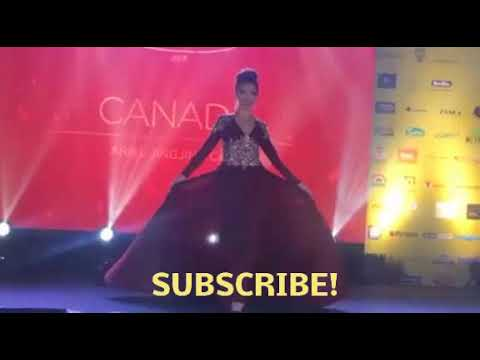 Miss Asia Pacific International 2018 Evening Gown Competition