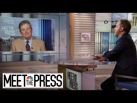Full Kennedy: On Fiona Hill's Warning On Russia, She Is 'Entitled To Her Opinion' | Meet The Press