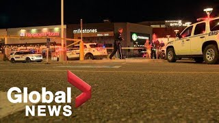 Alberta RCMP searching for suspect, accomplice following CrossIron Mills shooting