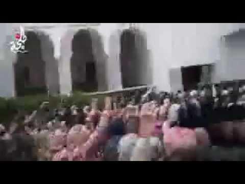 Mohammad ali's funeral MAY ALLAH GRANT HIM JANNAH