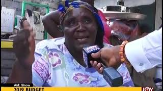 2019 Budget - AM Show on JoyNews (14-11-18)