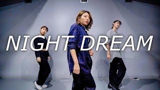 Youn teaches choreography to leebada(이바다) - night dream (야몽음인(夜夢陰人)) visit prepix dance studio learn from our instructors! youtu...