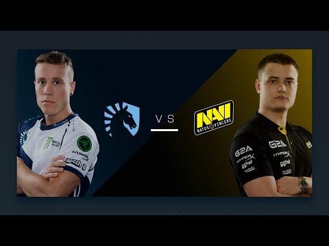 CS:GO - Liquid Vs. NaVi [Train] - Round 1 Group B - Dallas Finals - ESL Pro League Season 5