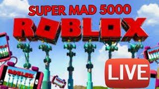 ROBLOX Stream With The Bros. Part 2 - # SuperGamerGod5000