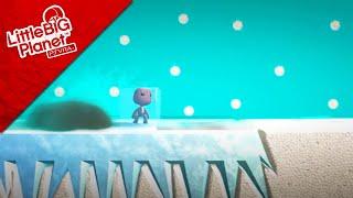 LittleBigPlanet PS Vita - Ice Hazard from LBP1