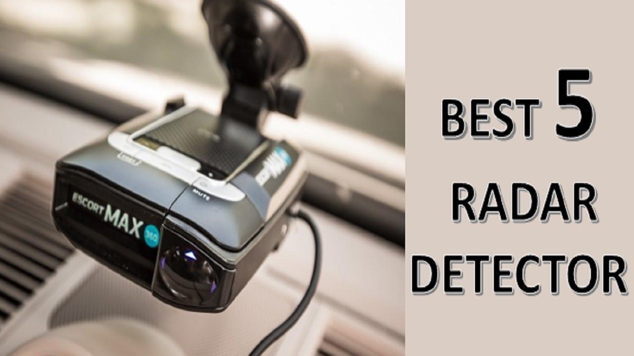Which radar detectors are better