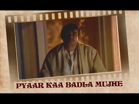 Pyaar Kaa Badla Mujhe (Video Song) | Yeh Hai Zindagi | Sanjeev Kumar| Kishore Kumar