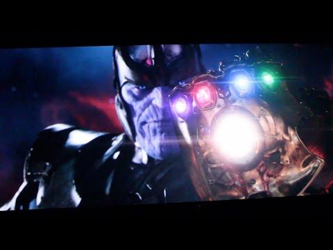 FULL Marvel Phase 3 announcement with clips, Robert Downey Jr, Chris Evans