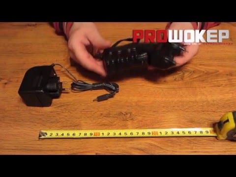 как заряжать электрошокер police 1101 - YouTube